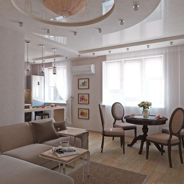 Ideas for Design Studio Apartment (50 Photos)