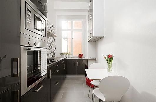 Unusual and Stylish Apartment Design