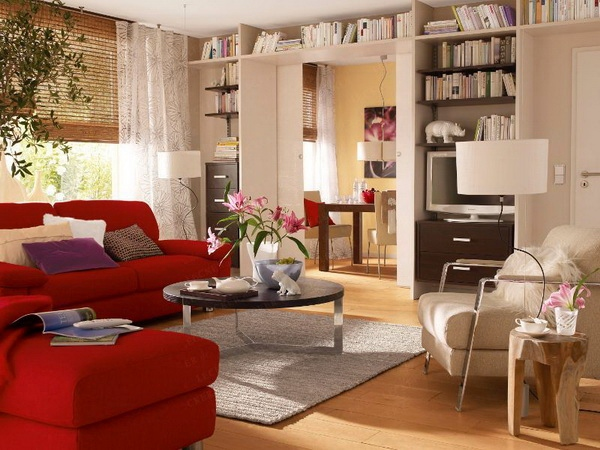 Unusual and Stylish Apartment Design